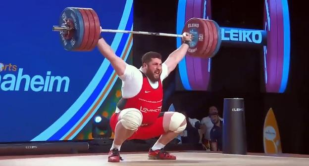 Лаша Талахадзе Фото стоп-кадр видео